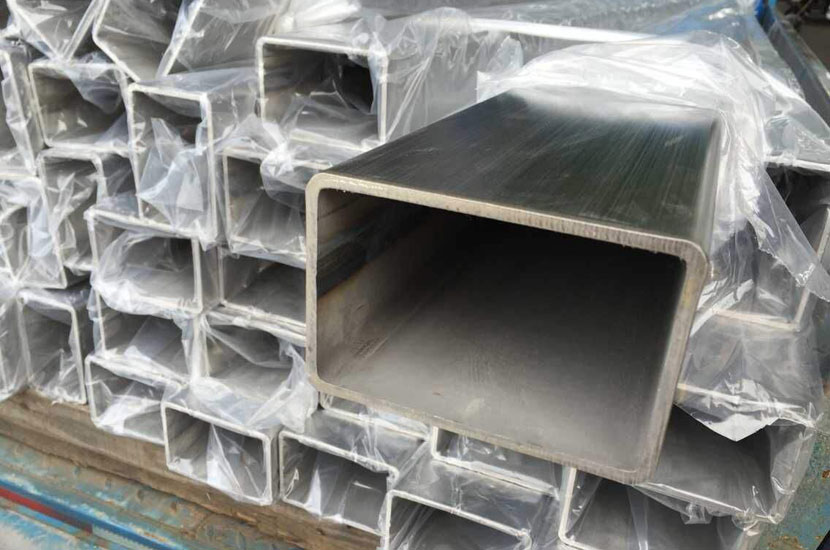 316-stainless-steel-rectangular-tube-2B-surface